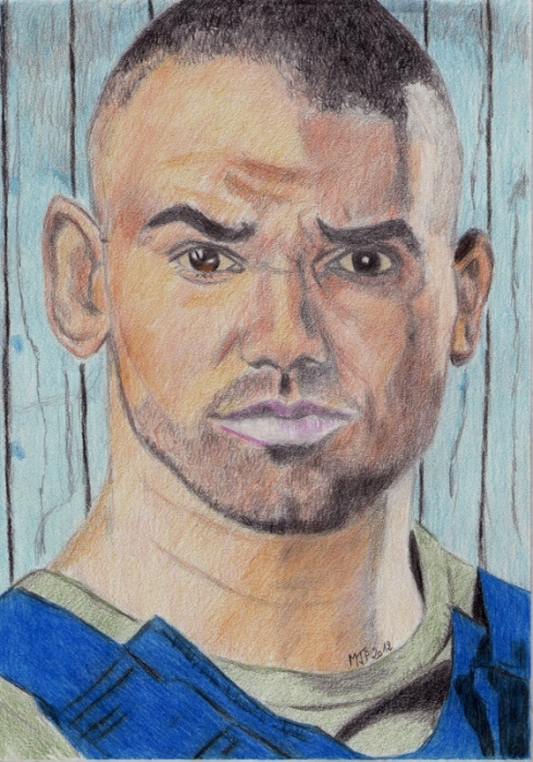 Shemar Moore by JPPF